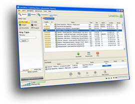 LimeWire Free screenshot